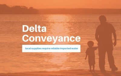 SCWC Urges MWD Approval of Funds for Delta Conveyance and Recycled Water