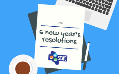 6 New Year's Resolutions for SCWC in 2021