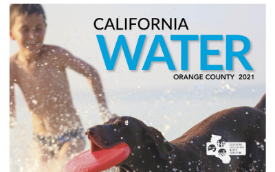 New Magazine Highlights O.C. Water Leadership