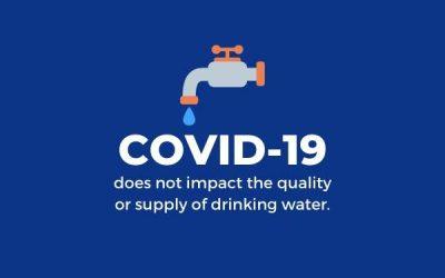 Blog: Coronavirus and Your Water