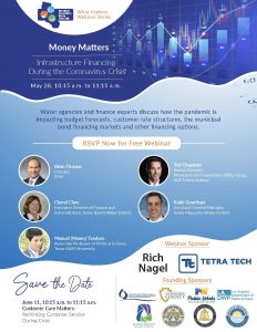 Money Matters Webinar Flyer