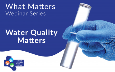 Register for SCWC's Water Quality Matters Webinar
