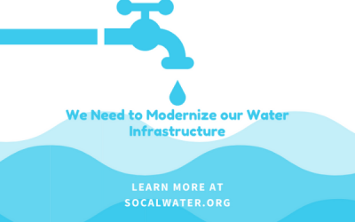 Critical Step Forward in Plan to Modernize Water Infrastructure