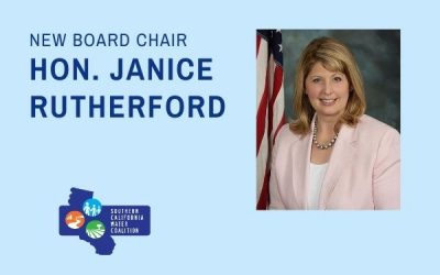 SCWC Board elects San Bernardino County Supervisor Janice Rutherford as Chair