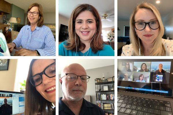 Photos of Webinar Panelists